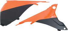 ACERBIS AIR BOX COVERS (ORANGE) Fits: KTM 250 XC-W,250 XCF-W,500 EXC,300 XC-W,45
