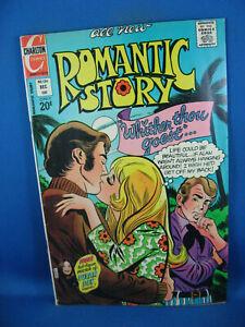ROMANTIC STORY 124 CHARLTON F 1977
