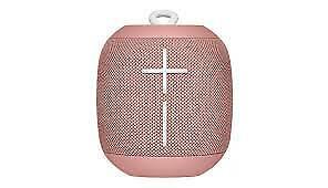 Logitech UE Ultimate Ears WONDERBOOM Bluetooth Portable Speaker - Cashmere Pi...