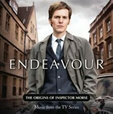 Endeavour The Origins Of Inspector Morse 0888837192927 CD
