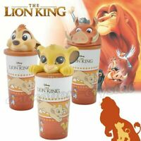 New The Lion King Simba Timon Pumbaa Topper Cup Figure Exclusive Cinema Toy Gift