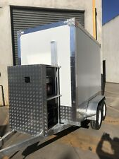 Premium 9 x 5 mobile cool room, With Generator Housing portable Trailer
