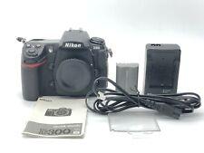 [Excellent+++++] Nikon D300 Digital SLR Camera Black from Japan