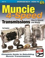 Muncie 4 Speed Transmissions How To Rebuild Modify Camaro Gto 442 Gs Chevelle