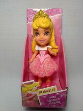 New Disney Princess Mini Toddler Aurora Figurine Doll - Free Shipping!