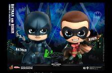 Dc Comics Batman & Robin Cosbaby Hot Toys 905945