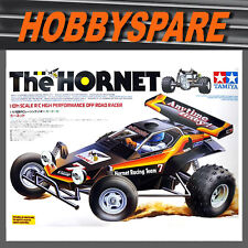 NEW TAMIYA 1/10 THE HORNET RC OFFROAD BUGGY KIT w TBLE-02S ESC 2WD 58336