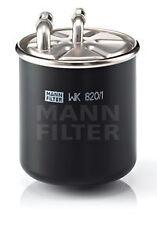 MANN-FILTER Fuel Filter WK820/1 Mercedes A-Class, C-Class, E-Class, Sprinter