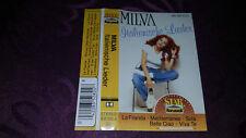 Musikkassette Milva / Italienische Lieder - Album