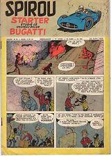 """BANDE DESSINEE """" SPIROU """" N°  950  DE  JUIN   1956"""