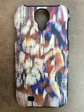 PAUL SMITH BLURRED CYCLIST PRINT GALAXY S4 FITTED/MOULDED PHONE CASE