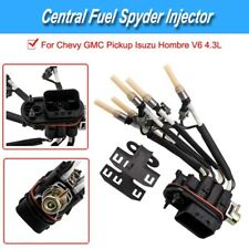 1 PCS Universal Fuel Spyder Injector Compatible with Chevrolet Gmc Pickup 4.3L