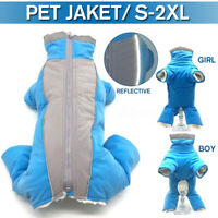 Winter Warm Waterproof Dog Down Jacket Overalls Jumpsuit For Dogs Pet  ✌
