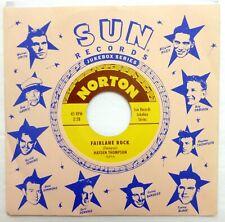 HAYDEN THOMPSON Fairlane Rock/ERNIE BARTON She's Gone Away 45 SUN/NORTON lc481