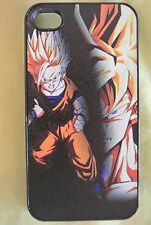 USA Seller Apple iPhone 4 & 4S  Anime Phone case Dragon Ball Z Goku & Gohan