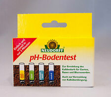 Neudorff - pH-Bodentest Set