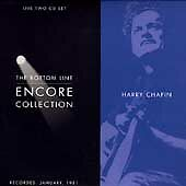 Harry Chapin The Bottom Line Encore Collection 2-CD Set Live New Sealed Free SH