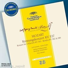Mozart: Piano Concerto per 2 Pianoforti / Carl Seemann - CD