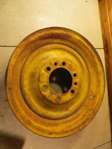 John Deere A 60 70 B 50 520 530 620 630 Front Wheel Rim JD1268R