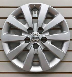 "2013-2017 NISSAN SENTRA 16"" Hubcap Wheelcover Factory Original 403153RBOE 53089"