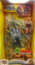 Il CORPS-ATTACCO RAPIDO-PATROL Boal-COVERT Command-totale SOLDATO