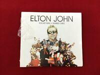 Elton John Rocket Man CD NEW NIP Number Ones Mercury Records Compact Disc