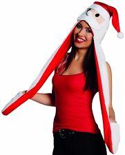 Rubies 422131 - Cappello natalizio babbo natale con la sciarpa Nikolaus NATALE