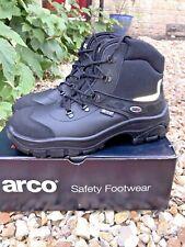Arco ST210 Samurai Black S1P Safety Hiker Walking Boots UK9 EU43
