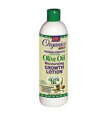 Africa's Best Organics olio di oliva Idratando crescita LOZIONE 12oz
