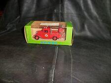 Elicor Hobby Car #1084 Ford V8 1934 Service Pompiers Washington NIB