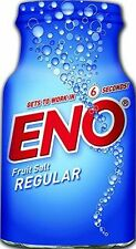 ENO 100g Bottle FRUIT SALT FLAVOR RELIEVES UPSET STOMACH HEARTBURN RELIEF USA