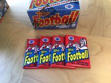 1982 Topps Fooball Wax Pack PSA 10 Ronnie Lott Rookie $725