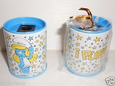 PUFFI SMURFS 2012 ediglam italy tin sharpener - temperino latta Smurfette