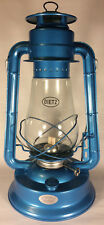 "NEW BLUE DIETZ #80 BLIZZARD OIL KEROSENE LANTERN LAMP  12 Candlepower  7/8"" wick"