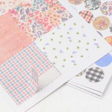 Stickers Sets Planner Diary Card Scrapbook Crafts 6 Sheets  Buy 2 get one FREE