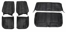1966 Chevrolet II Nova SS Front Bucket & Rear Bench Seat Covers Upholstery Set