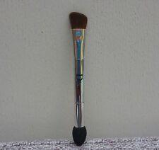 Christian Dior Double Ended Angled Eyeliner Brush / Sponge Brush, Brand NEW!