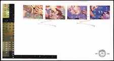 Netherlands 1996 Christmas FDC First Day Cover #C28094
