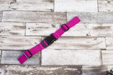 Brustgurt für Schulranzen, 25 mm Rucksack, neu. pink