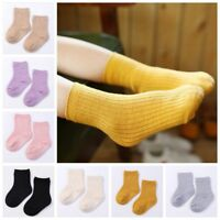 5Pairs Baby Toddler Boys Girls Kid Cashmere Wool Thick Warm Winter Soft Socks
