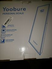 YOOBURE Bathroom Weight Digital Scale Best Home Personal Smart Fitness Health