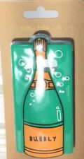 One Bubbly Samsung Galaxy 7 3D Silicone Bubbly Happy New Year!!!Phone Case New