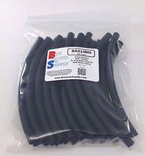 "(25 6"" Pcs) 5/16"" / 7.9mm Black 3:1 Heat Shrink Tubing Adhesive Lined Dual Wall"