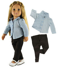 """Doll Clothes for 18"""" American Girl Doll Handmade wear clothes 13"""