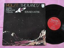 HOLST The Planets London Philharmonic Orchestra LPO Bernard Haitink Philips LP