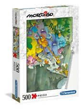 NEW! Clementoni The Surrender by Mordillo 500 piece comic cartoon jigsaw puzzle