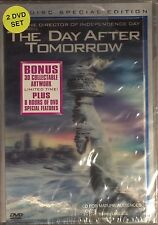 The Day After Tomorrow (DVD, 2004, 2-Disc Set)  Dennis Quaid  BRAND NEW & SEALED