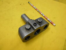"SCREW MACHINE or TURRET LATHE TOOL HOLDER 1"" shank x 18mm & 25mm INDEX W3232000"