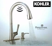 Kohler Malleco R77748-SD-VS Touchless Pull-down Kitchen Faucet