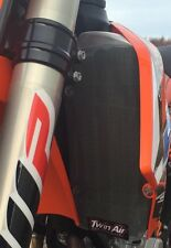 New Twin Air Radiator Sleeve (pair) KTM SX125/150/250 - SXF250/350/450 2007-2015
